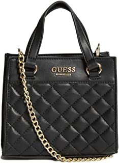 GUESS Factory Women's Taylor Mini Satchel Crossbody