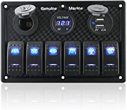 Best switch panel with fuses Reviews