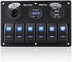 Best waterproof switch panel Reviews