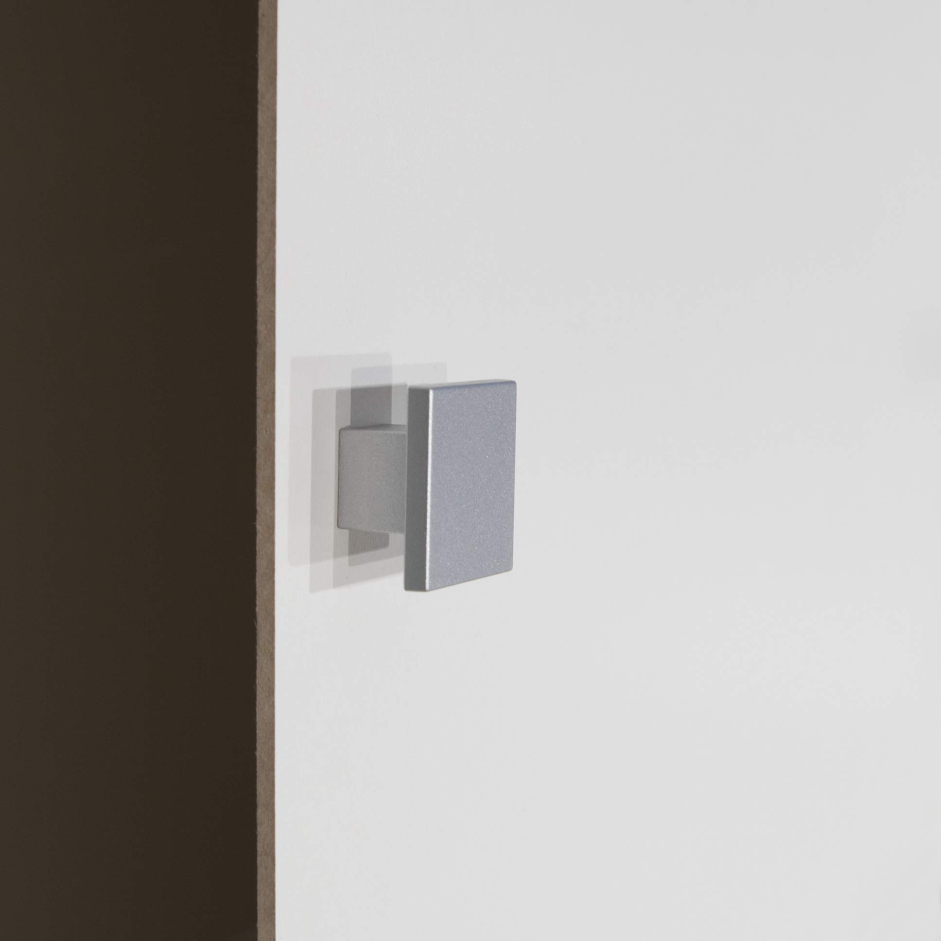 6091A7321M17 - Mueble para la lavadora, color blanco y gris: Amazon.es: Hogar