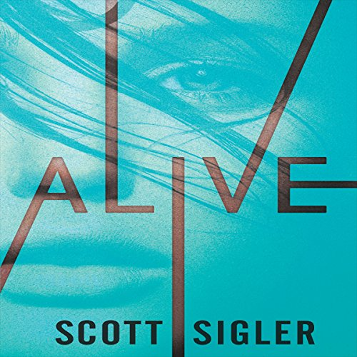 Alive: Book One of the Generations Trilogy                   By:                                                                                                                                 Scott Sigler                               Narrated by:                                                                                                                                 Emma Galvin                      Length: 9 hrs and 44 mins     95 ratings     Overall 4.4