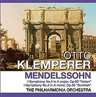 メンデルスゾーン OTTO KLEMPERER PCD-413