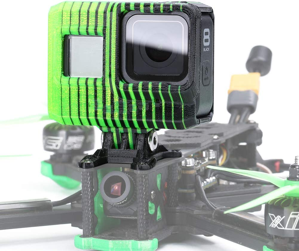iFlight TPU Camera Mount Angle Protector GoPro 8 for Adjustable Popular brand in NEW before selling ☆ the world