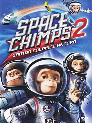 Space Chimps 2 - Zartog Colpisce Ancora (DVD)