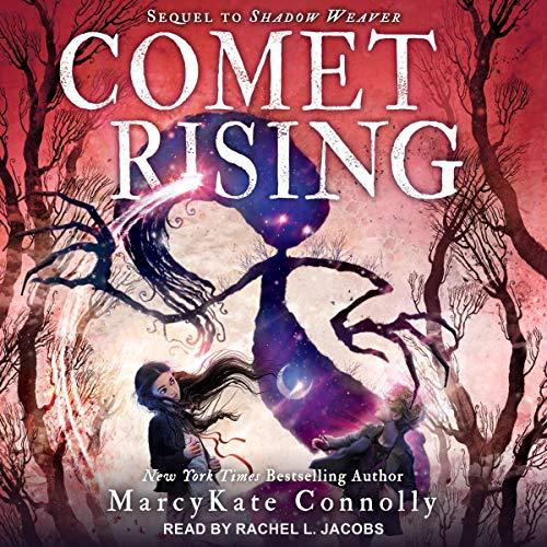 Comet Rising audiobook cover art