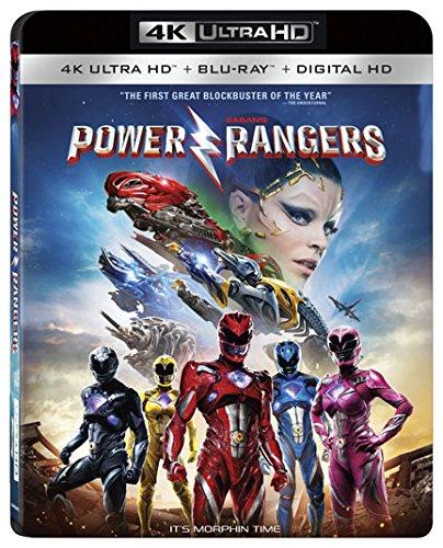 Saban's Power Rangers 4K Ultra HD [Blu-ray + Digital HD]