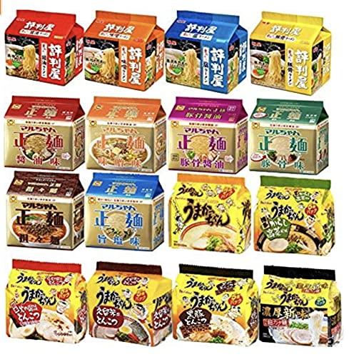 袋ラーメン6種類30食詰め合わせセット