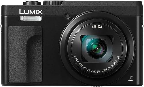 Panasonic Lumix DC-TZ90 Digital Camera Black