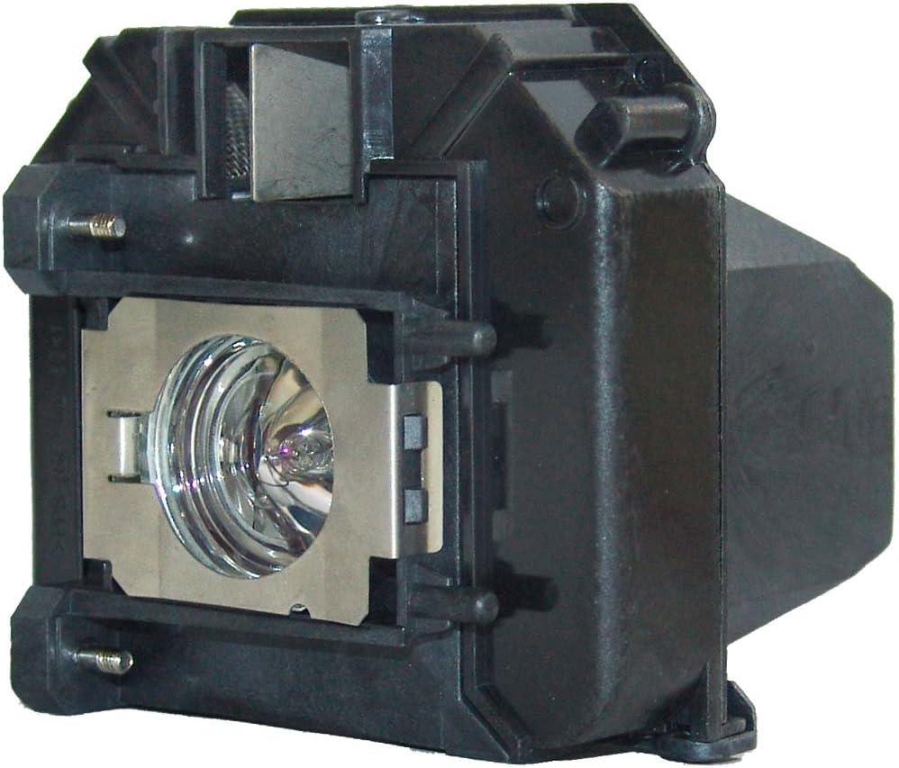 Epson, ELPLP64, Replacement Lamp for PowerLite D6155W, D6250, EB-1880, EB-1860, EB-1850W, EB-935, VS350W, VS410 projectors
