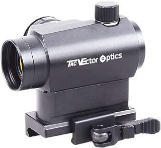 ベクターオプティクス マーベリック T1 ドットサイト 20mm レール対応 ハイマウント付属 実銃対応 実物 Maverick SCRD-12 Vector Optics x TTCコラボ商品