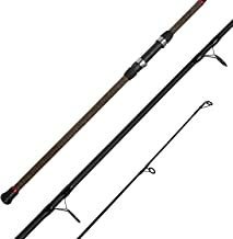 Fiblink 2-Piece Surf Spinning Fishing Rod Carbon Fiber Travel Rod Spinning Fishing Pole (9-Feet & 10-Feet & 11-Feet & 12-Feet)