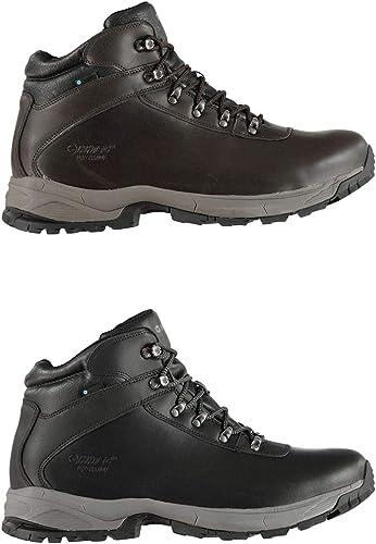 Hi-Tec Eurougerek Lite Chaussures de Randonnée Imperméable Hommes Randonnée Trekking Chaussures