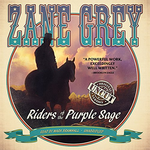 Riders of the Purple Sage Titelbild