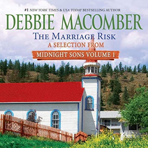 The Marriage Risk: A Selection from Midnight Sons, Volume 1 audiobook cover art