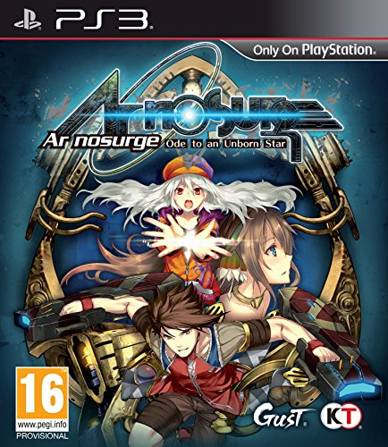 AR Nosurge: Ode To An Unborn Star (Playstation 3) [UK IMPORT]