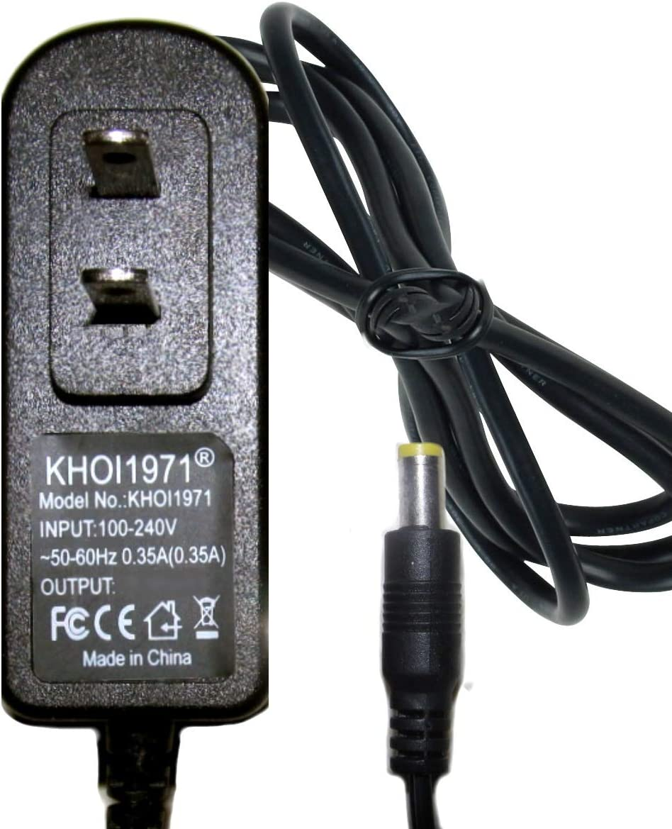 KHOI1971 Wall Charger AC Adapter Compatible with 7399 Rally Boost IT CAR Battery Jumper Starter Charger AC Adapter NOT Created or Sold by Rally