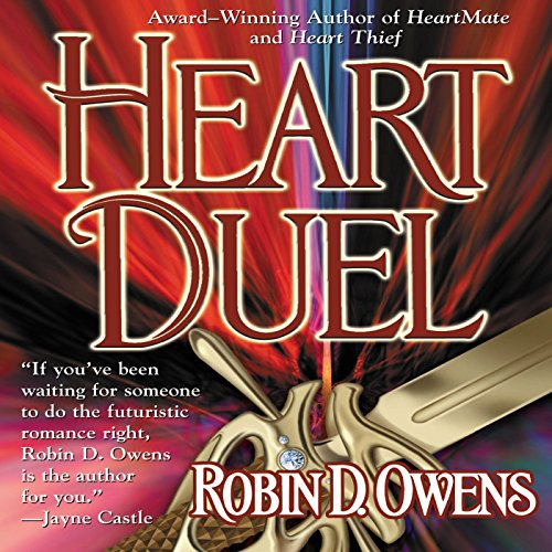 Heart Duel audiobook cover art
