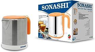 Sonashi 1800W 1.2L Cordless Kettle