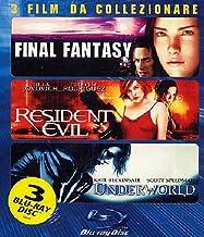 Underworld / Resident Evil / Final Fantasy (3 Blu-Ray) [Italia] [Blu-ray]