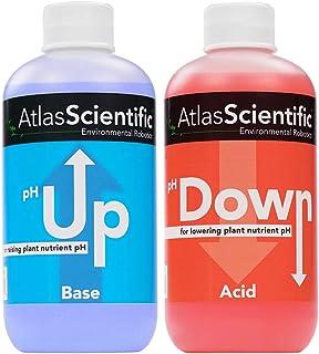Atlas Scientific pH Up and Down 250ml (8oz)