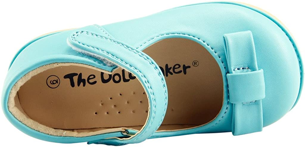 The Doll Maker Glitter Mary Jane