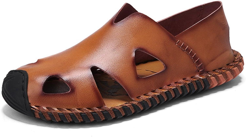 DHFUD Sommer Hohl Atmungsaktive Sandalen Hausschuhe Jugend Schuhe Schuhe  Top-Marke