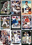 2017 Dodgers Rookie Card Team Set of 9 Bowman and Topps Baseball Cards featuring 2017 Cody Bellinger, 2016 Corey Seager, 2010 Justin Turner, 2008 Clayton Ker... rookie card picture