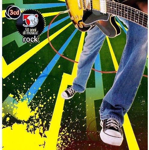 50 Anni Di Rock: 50 Anni Di Musica / Various