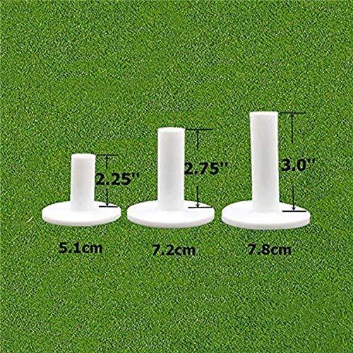 Tees de Golf Goma Marca FINGER TEN