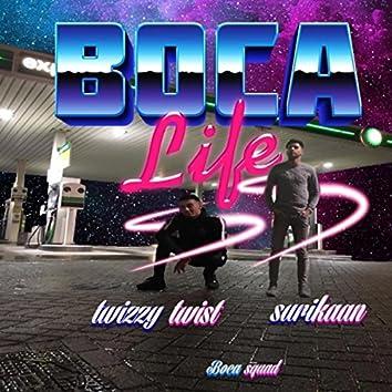 Boca Life (feat. Twizzy Twist & Surikaan)