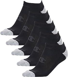 Champion Men's Double Dry Low Cut Socks (5 Pair)