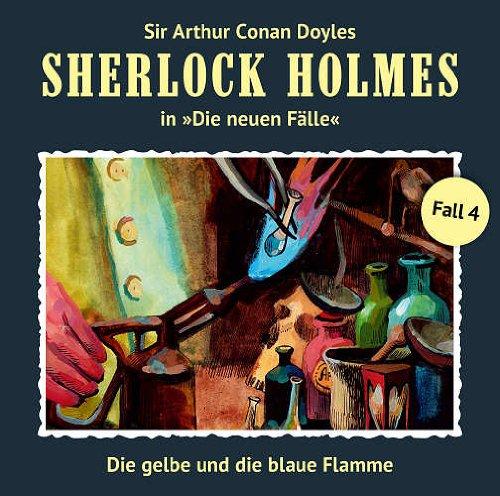 Sherlock Holmes: Die neuen Fälle - Fall 04: Die Gelbe Und Die Blaue Flamme