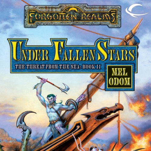 Under Fallen Stars Audiobook By Mel Odom cover art