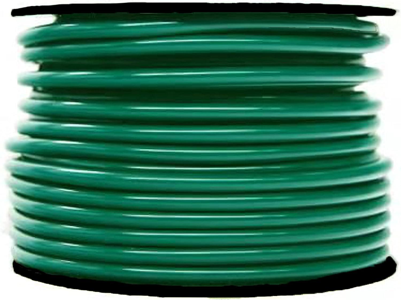 hun Soft Plant Tie,Garden Flexible Tie for Plants Heavy Duty Reusable Plant Twist Ties (Green, 65.6 feet)…