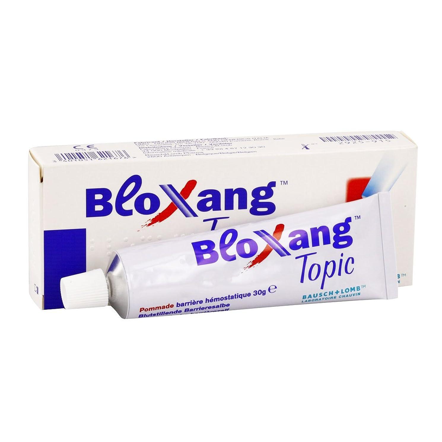 発明とティーム理解Bloxang Ointment Hemostatic Barrier 30g [並行輸入品]