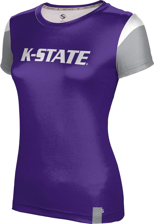 ProSphere Kansas State University Girls' Performance T-Shirt (Tailgate)