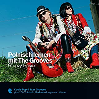 Polnisch lernen mit The Grooves - Groovy Basics (Premium Edutainment) Titelbild
