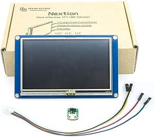 Tool Parts Nextion 4.3 inch Touch Screen TFT LCD Intelligent Display NX4827T043 HMI Intelligent Smart USART UART Serial fo...