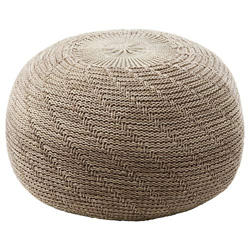 IKEA.. 203.853.13 Sandarter Pouffe, Beige
