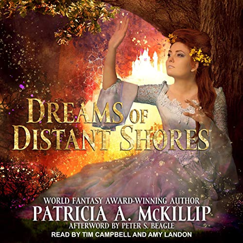 Couverture de Dreams of Distant Shores