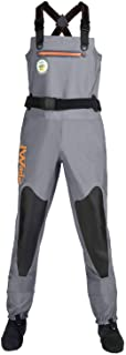 IWADER S1 Stockingfoot Waterproof Chest Waders,Breathable Mens Waders for Fishing and Hunting