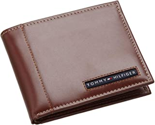 Tommy Hilfiger Mens Cambridge Passcase/Tan