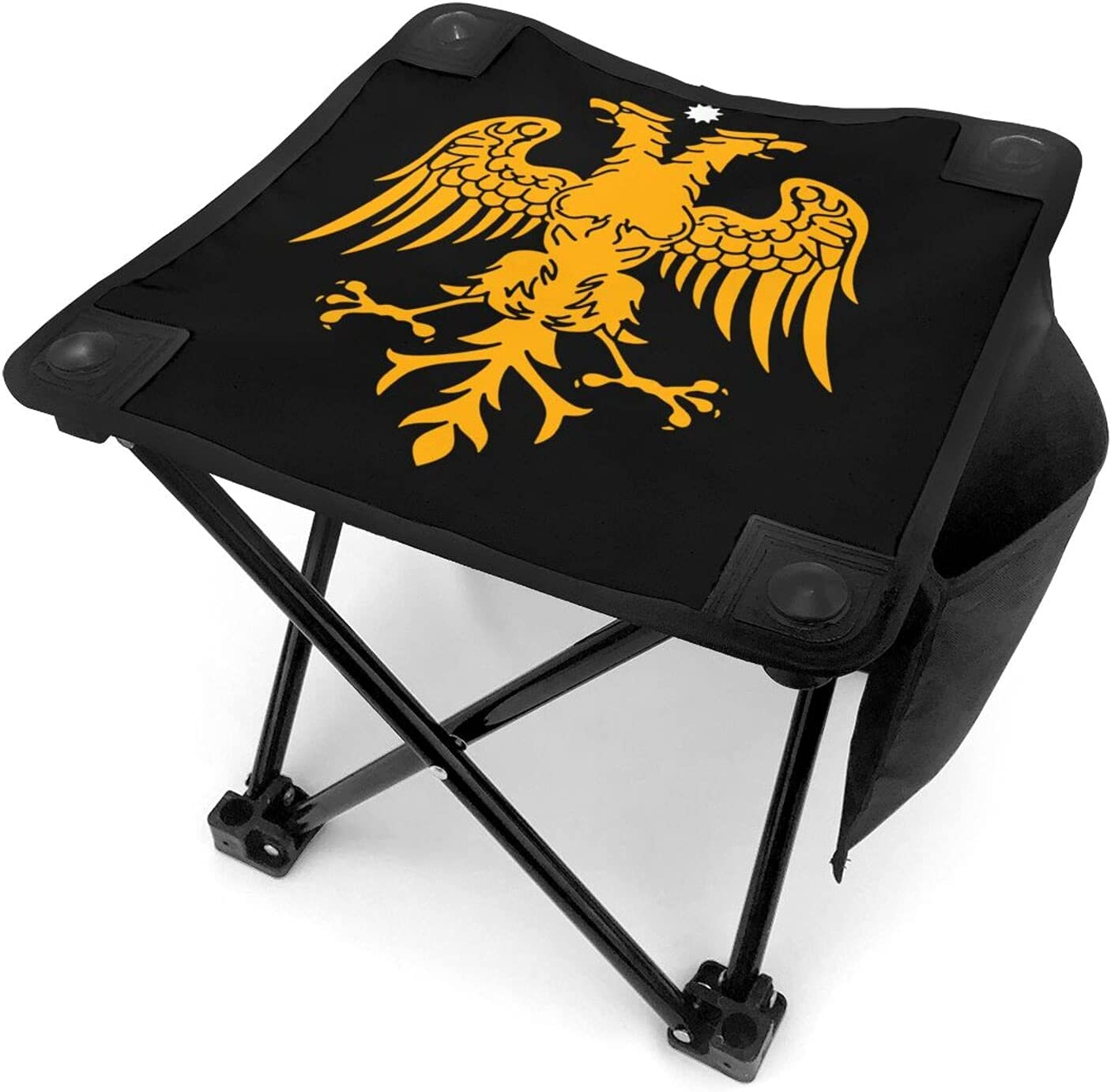 Albanian Luxury goods Eagle Slacker Chair Camping for Folding Max 72% OFF Stool