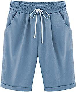 5b71e74a1837ab Amazon.fr : 54 - Shorts et bermudas / Femme : Vêtements