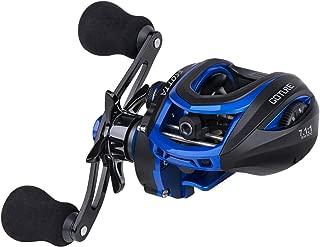 magnetic brake baitcaster