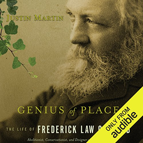 Genius of Place audiobook cover art