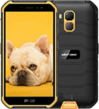 4G Rugged Phones Unlocked Ulefone Armor X7, Rugged Smartphones Unlocked, 5'' HD 2GB+16GB (SD Card Up to 128G) Dual Camera ...