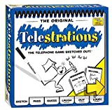 USAOPOLY Telestrations Original 8 Player | Family Board Game | A Fun...