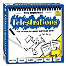 USAOPOLY Telestrations Original 8 Player, Family Board Game, A Fun Family Game for Kids and Adults, Family Game Night Just Got Better, The Telephone Game Sketched Out, Multicolor