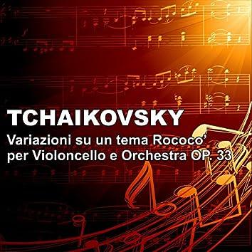 Variazioni su un tema rococò per violoncello e orchestra op.33